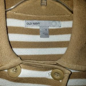 Women's Old Navy Double Breasted  Cardigan sweater